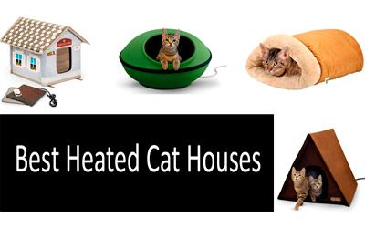 Top 5 Best Heated Cat Houses In 2021 Buyer S Guide 2021